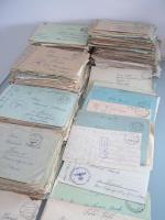 Jede Menge Feldpost und Flugpost Briefe ca.500 Stück
