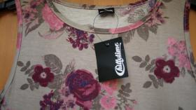 Foto 2 #Jerseykleid, Gr. 36, #NEU, #khaki-beere, #Chillytime