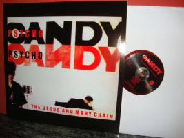 Jesus + Mary Chain - Psychocandy  LP