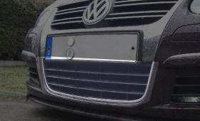 Foto 2 Jetta Zierleiste für die Front - VW Teilenummer: 1K0 853 101 2ZZ - 1K08531012ZZ