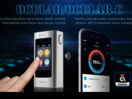 Joyetech OCULAR C  80/200W Touchscreen TC BoxMod Sale Offer $ 66