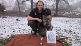 Jugoslawischer Hirtenhund (Sarplaninac) - Hündin 10 Monaten alt