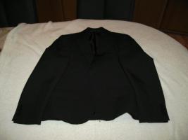 Jungen Anzug, schwarz, Größe 128