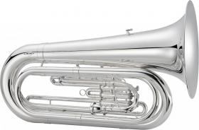 Jupiter 384S Marching - Tuba in BBb. 4/4 - Größe inkl. Koffer, Neuware