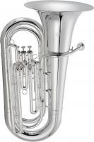 Foto 5 Jupiter 384S Marching - Tuba in BBb. 4/4 - Größe inkl. Koffer, Neuware