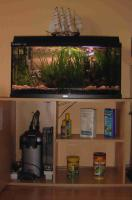 Juwel 110 Aquarium mit Unterschrank