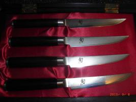 KAI SHUN Steakmesserset