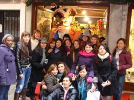 KARNEVAL in VENEDIG für Studenten, AuPairs, junge Leute