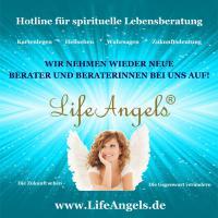 KARTENLEGEN / LEBENSBERATUNG - WIR NEHMEN WEITERE BERATER/INNEN ZUR VERGRÖSSERUNG UNSERER HOTLINE ''LifeAngels.de''