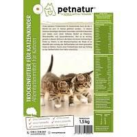 KATZEN-BIO-FUTTER für Katzenkinder