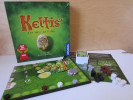 KELTIS - Spiel des Jahres 2008 - Kosmos