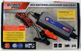 KFZ Batterieladegerät 6V 12 V Originalverpackt - einmal verwendet