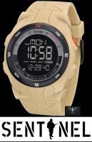 Foto 2 KHS Militär Uhr, KHS Sentinel DC - Digital Alarm Chronograph mit Digital Compass
