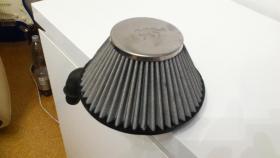 K&N Sportluftfilter für einen VW-Polo c86 NEU