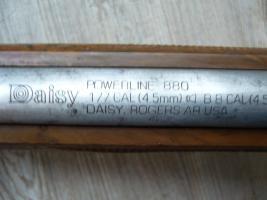 Foto 19 KONVOLUT - REVOLVER ENFIELD MK VI VOLLMETALL-  GEWEHRE UND TEILE - CROSMAN POWER MATIK 500 - DAISY POWERLINE 880 - UMAREX TEILE