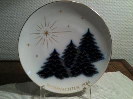 Foto 8 KPM Weihnachtsteller