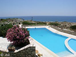 KRETA - Ferienwohnungen 'Oase am Meer' mit Pool direkt am Meer