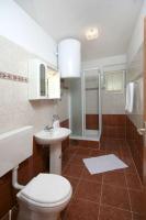 Foto 5 KROATIEN Trogir Ferien-Wohnungen mit Pool und Meerblick