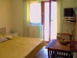 Schlafzimmer mit Klima & En-suite Badezimmer