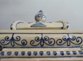 Foto 4 Kachelöfen nach alten Mustern