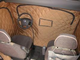 Foto 2 Kälte-/ Wärme Isoliermatten fürs Wohnmobil / Reisemobil