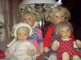 Käthe Kruse Puppen von 1979