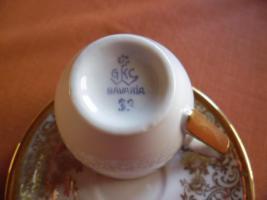 Foto 3 Kaffee Tassen zur Deco.