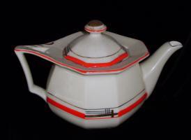 Foto 2 Kaffee und Tee Service Art deco