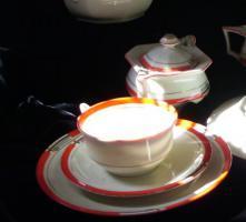 Foto 6 Kaffee und Tee Service Art deco