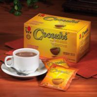Kaffee, Tee aus biologische Anbau mit Ganoderma/Reishi Extrakt