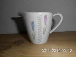 Foto 4 Kaffeeservice für 2 Personen mit Tulpendekor