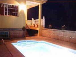 Foto 2 Kanaren Ferienhaus Casa Maria mit Pool im Süden der Kanaren Insel Teneriffa in Arona