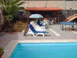 Foto 6 Kanaren Ferienhaus Casa Maria mit Pool im Süden der Kanaren Insel Teneriffa in Arona