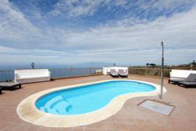 Casa del Campo auf Teneriffa der Pool