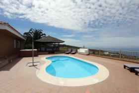Foto 5 Kanaren Ferienhaus Casa del Campo auf Teneriffa mit Pool