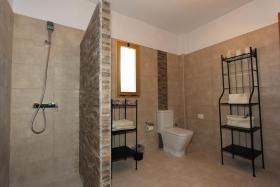 Bad mit Dusche-Casa del Campo
