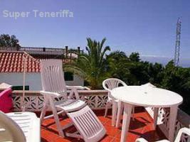 Kanaren Insel Teneriffa Ferienwohnung Almita