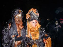 Karneval in Venedig für Aupairs, Studenten, junge Leute