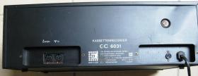 Foto 2 Kassettendeck GC 6031 (DDR)