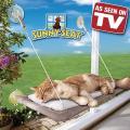 Katzen Schlafplatz Liege Katzenliege Fensterliege Katzensitz Sunny Seat Katze Bett Liege TV Werbung