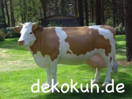 Foto 5 Kauf eine Deko Kuh lebensgross und dazu gratis ein Deko Kalb wie wäre das ...