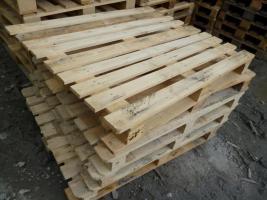 Foto 3 Kauf u. Verkauf: Holzpaletten, sowie passende Palettenrahmen aus Holz (auch Gitterboxen)