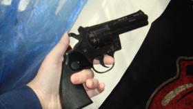Kaufe : Schreckschuss - Pistole / Revolver , Vorderlader Perkussionsgewehr