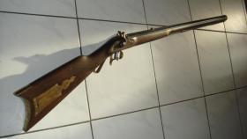 Foto 3 Kaufe : Schreckschuss - Pistole / Revolver , Vorderlader Perkussionsgewehr