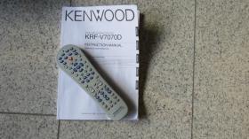 Foto 5 Kenwood Audio-Video Surround Receiver KRF-V-7070D