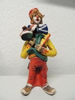 Keramikfigur Clown