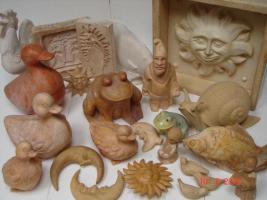 Foto 3 Keramikformen zu verkaufen, ich schließe die Werkstatt