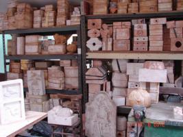 Foto 4 Keramikformen zu verkaufen, ich schließe die Werkstatt