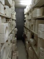 Keramikgießformen ca1500 Stück Gießformen für Flüssigton oder Keramik