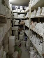 Foto 2 Keramikgießformen ca1500 Stück Gießformen für Flüssigton oder Keramik